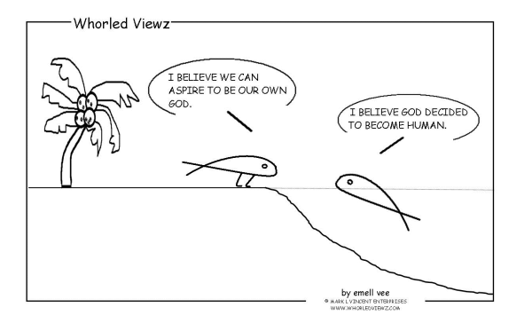 GODHOOD, emell vee, whorled viewz, design group international