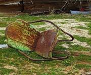 rusty chair, design group international