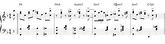 stride piano score