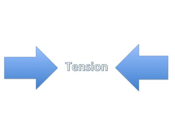 leadership tension, design group international