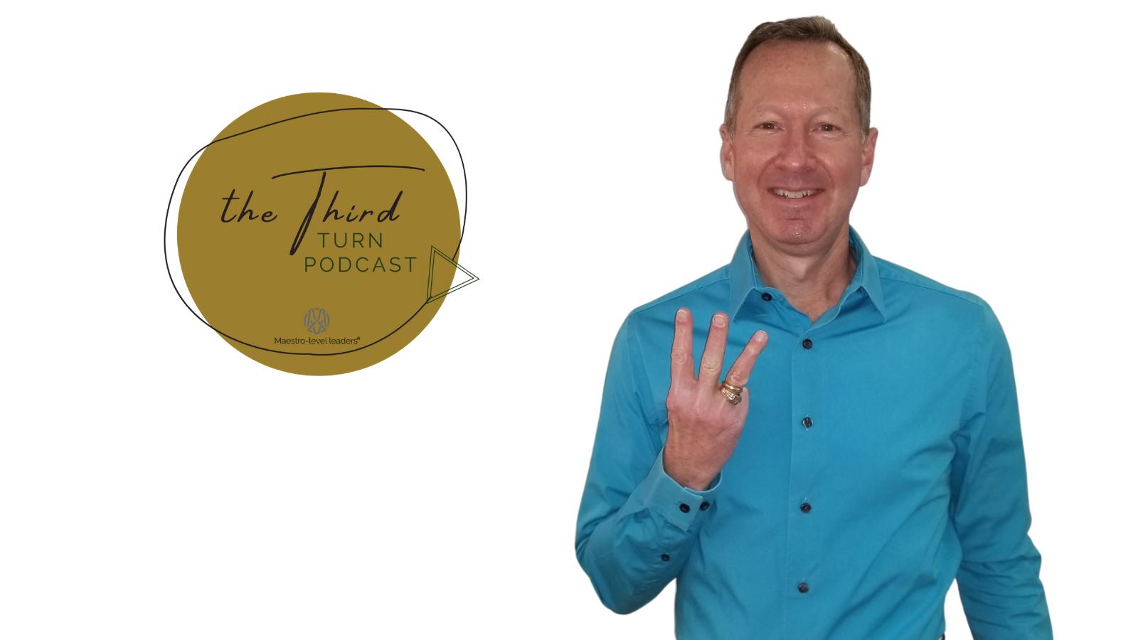 Brian Van de Water - Podcast Blog Recap Header Image
