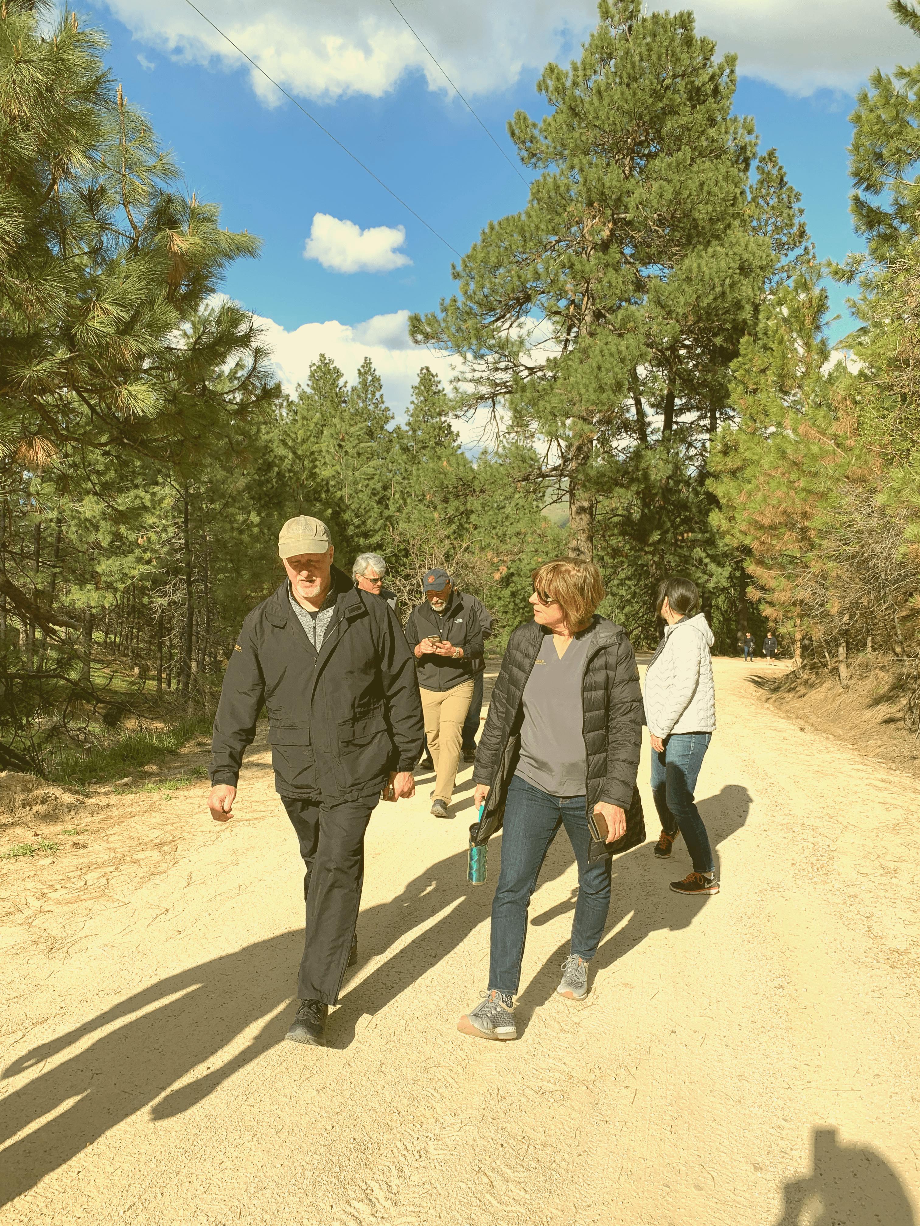 DGI - walking group