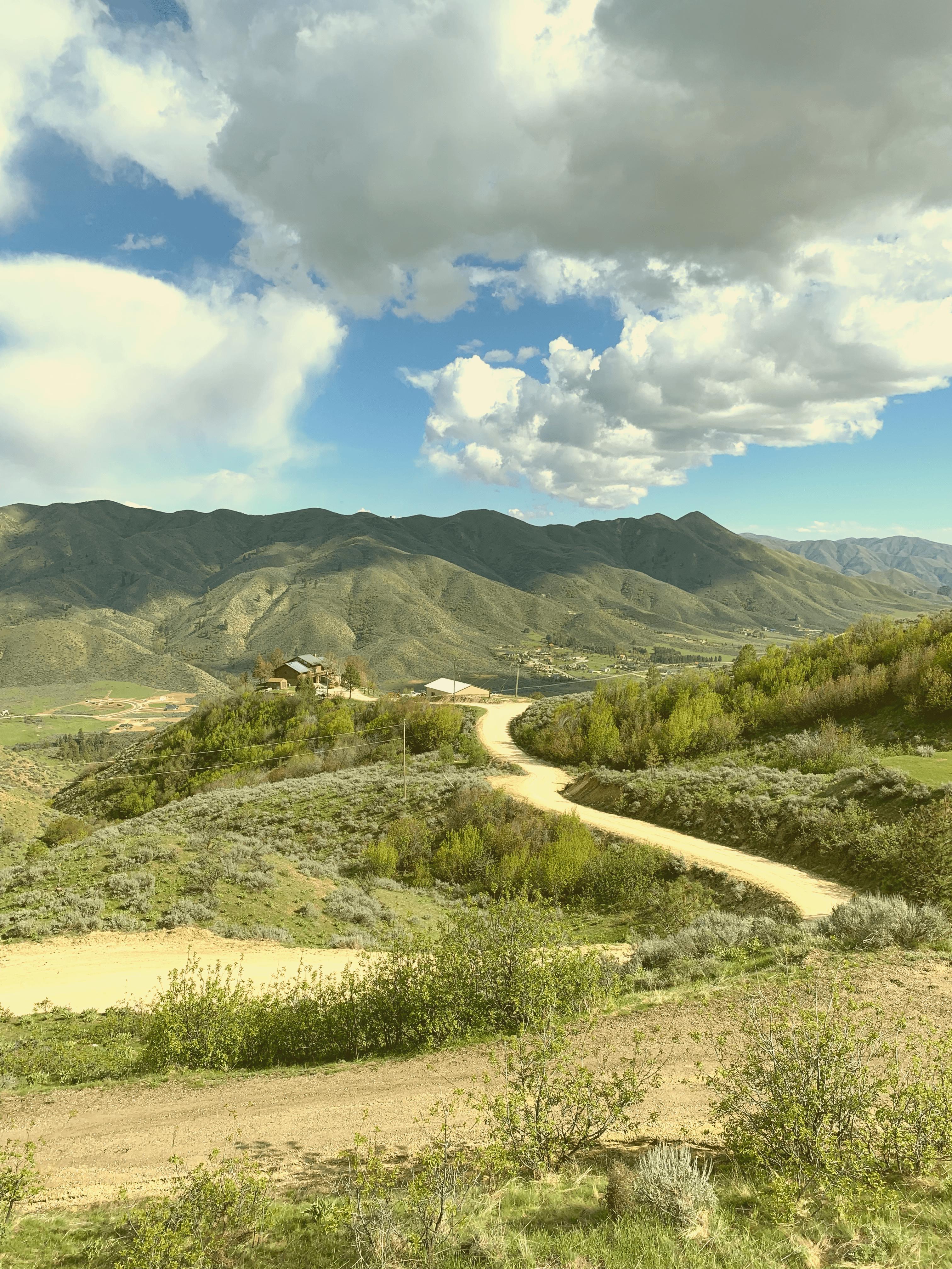 DGI - walking path