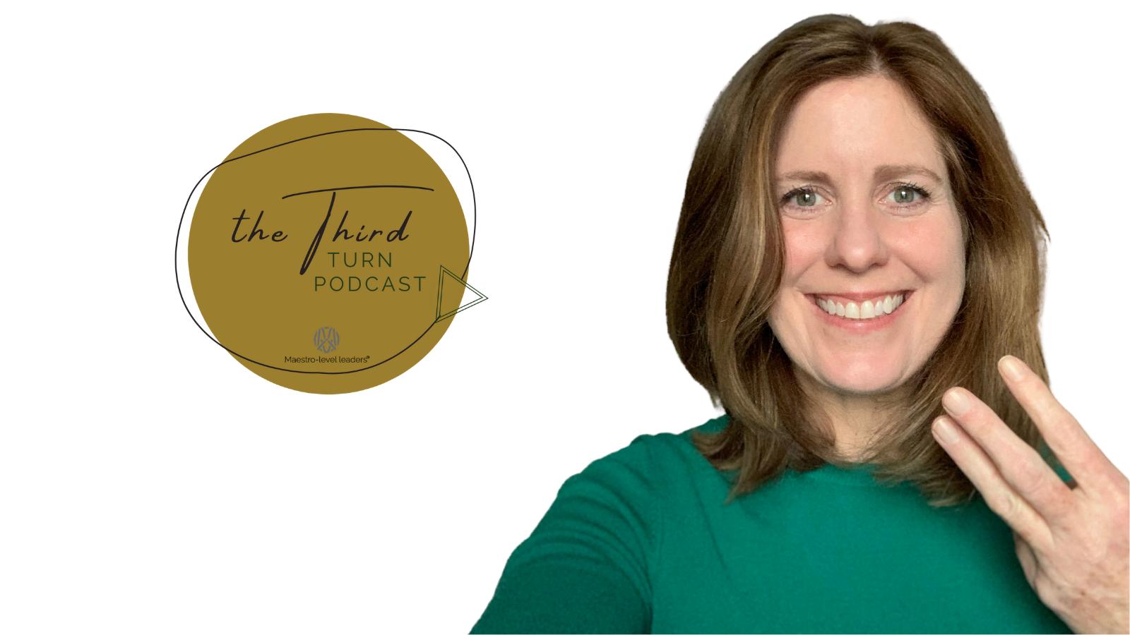 Kate Frillmann - Podcast Blog Recap Header Image