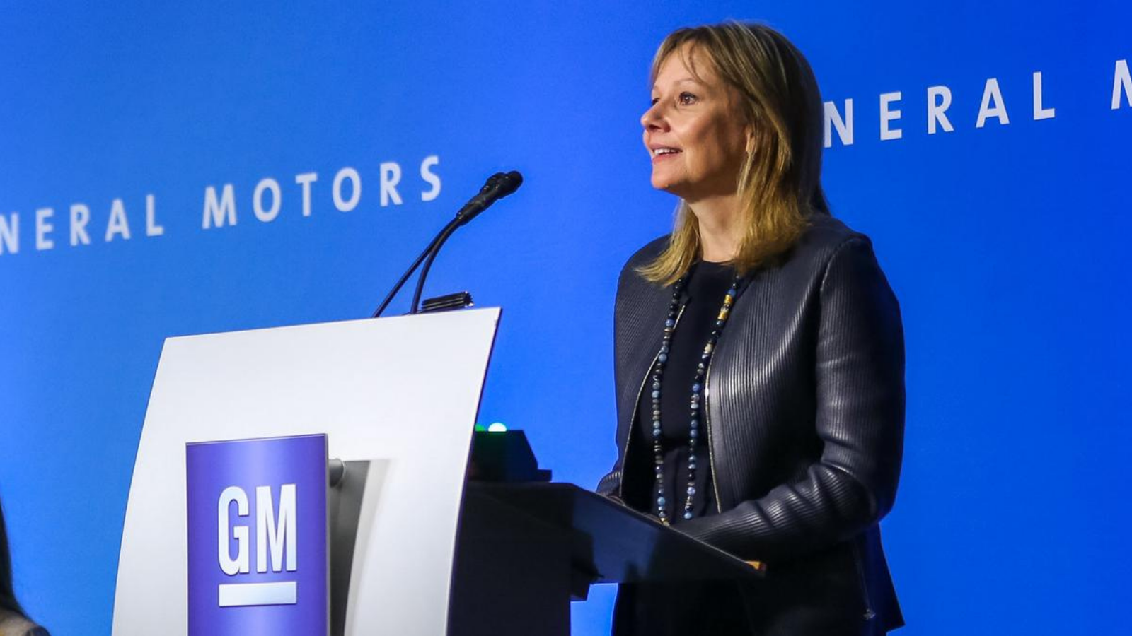 Is General Motors an example of building for Future Value?