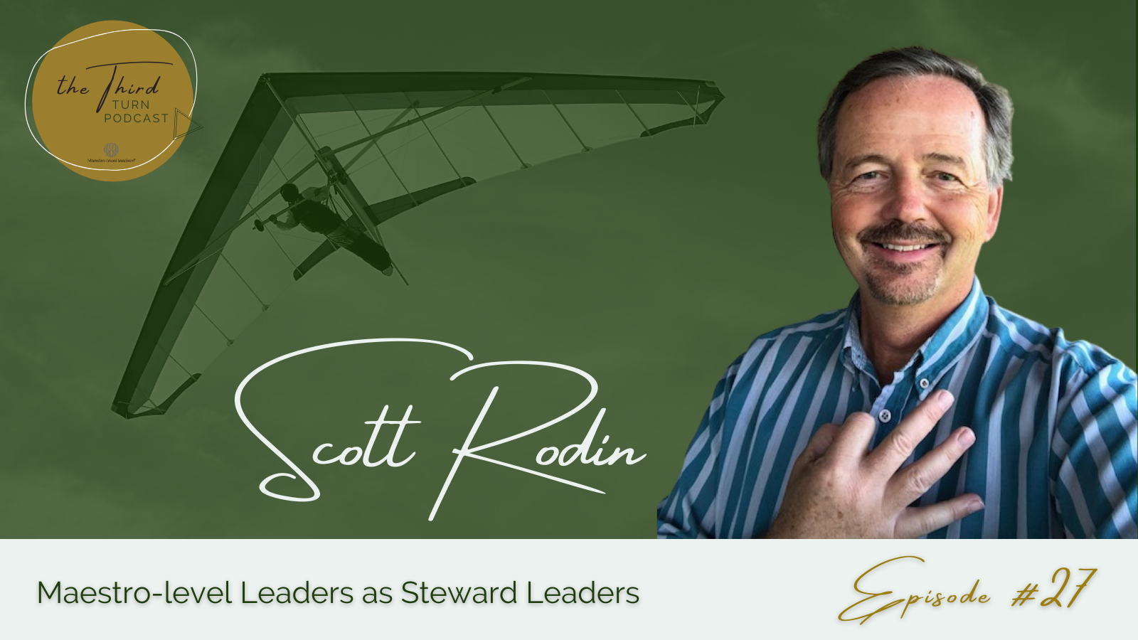 Maestro-level Leaders as Steward Leaders