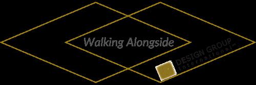 DGI Blog Logo - Walking Alongside
