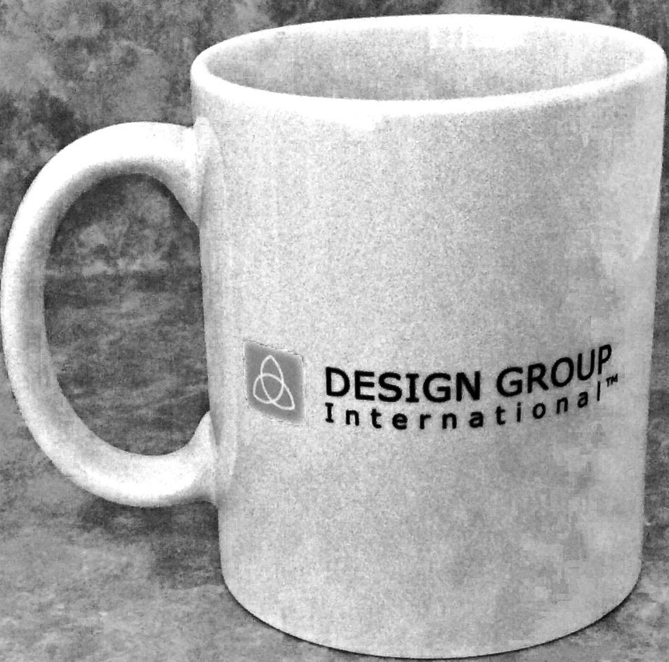 DGI Mug - Pencil