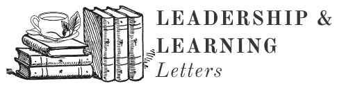 Leadership & Learning Letters Logo