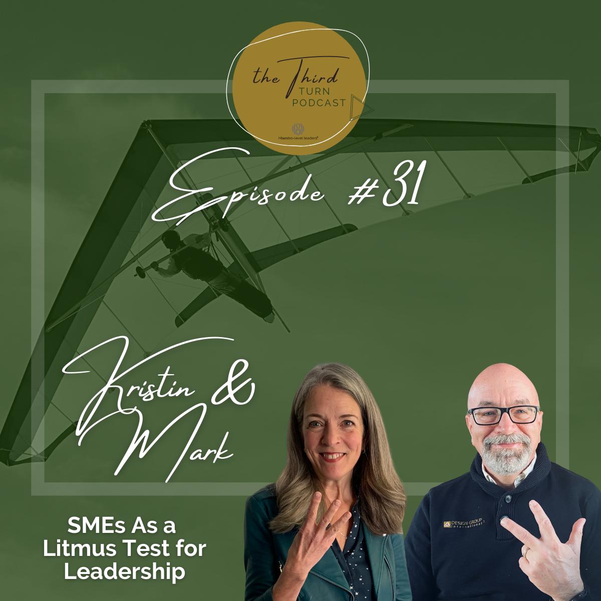 Mark & Kristin - Episode 31