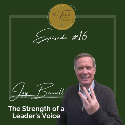 Third Turn Podcast - Episode 16 - Jay Bennett